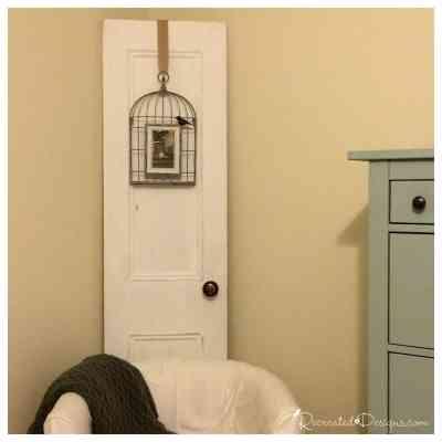 salvaged_door_with_antique_photo