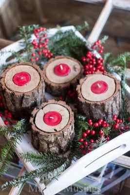 Rustic-Wood-Tea-Light-Candle-Holders-Martys-Musings-3
