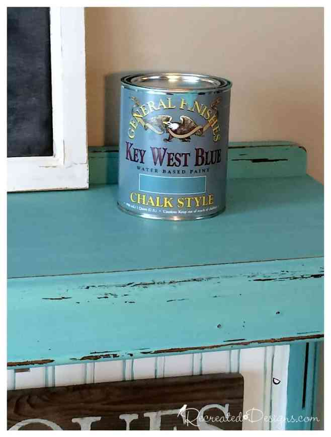 general-finishes-chalk-style-paint-key-west-blue-distressed