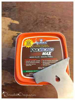 using Elmer's ProBond max to fix missing veneer