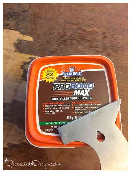 using Elmer's ProBond max to fix missing veneer