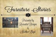 Furniture Stories: The Suitcases