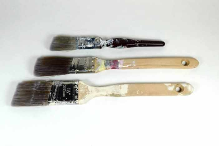 my favourite angled brushes