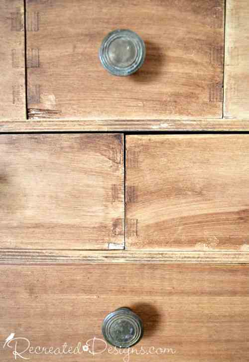reclaimed knobs