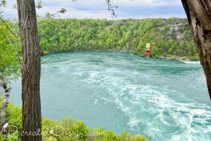 cable car across Niagara river
