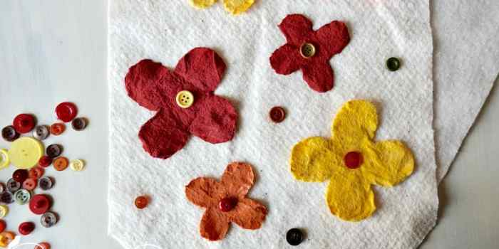 Make the Perfect, No-Sew Table Runner for Fall