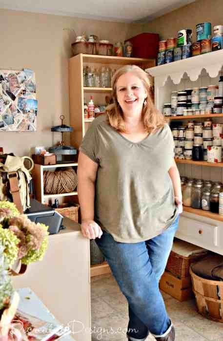 Lisa Silfwerbrand of Recreated Designs