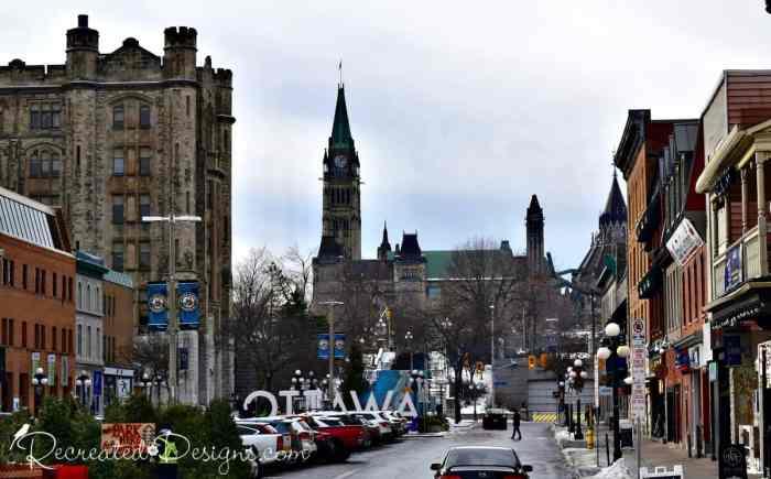 peace tower Parliament Buildings Ottawa, Canada