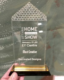 Award Recreated Designs