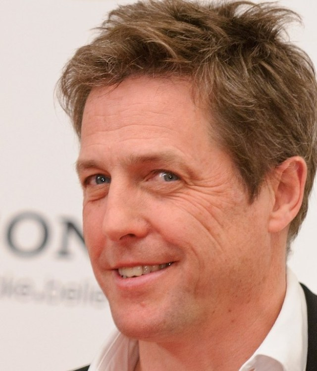 10. Hugh Grant, Cloud Atlas