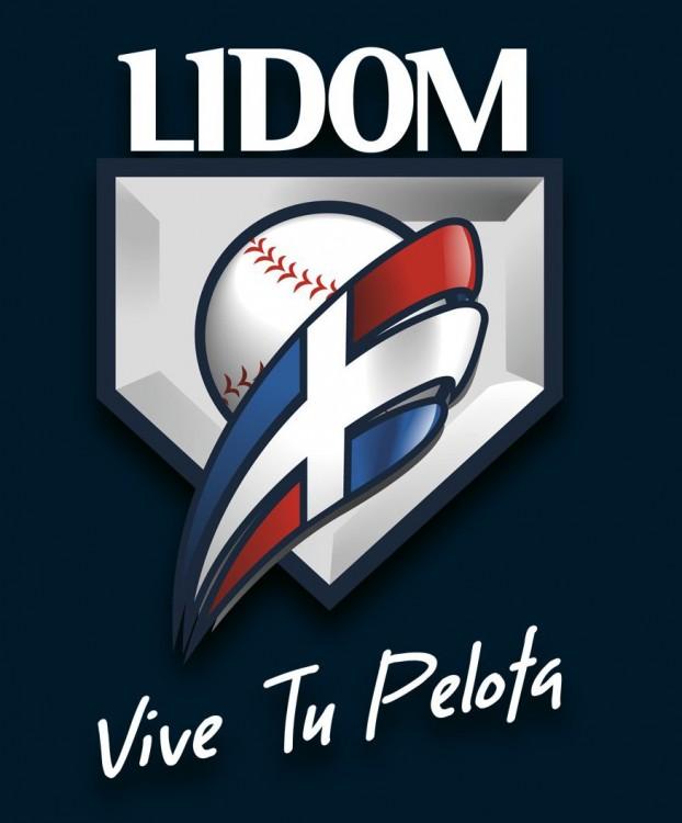 Logotipo de la Liga de Béisbol Profesional de la República Dominicana LIDOM