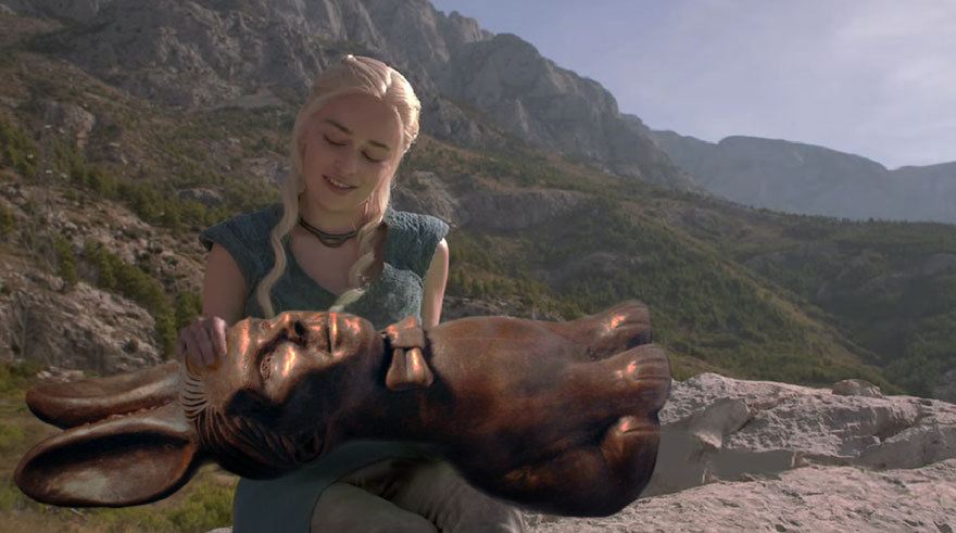 Daenerys Targaryen Game Thrones