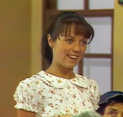 paty, chica linda del Chavo del 8