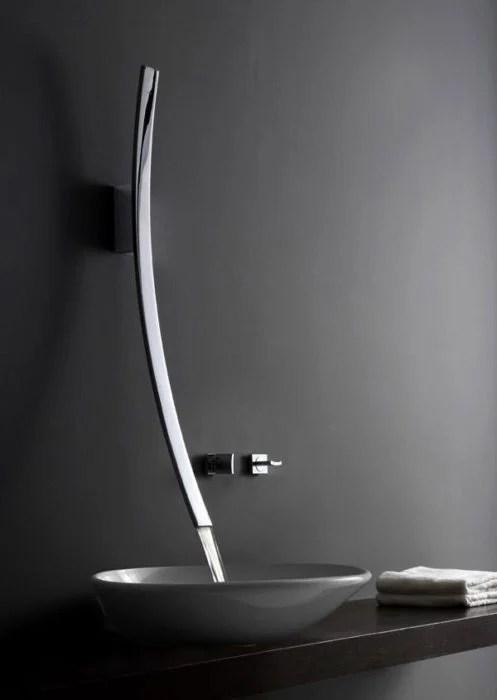 lavabo minimalista y moderno