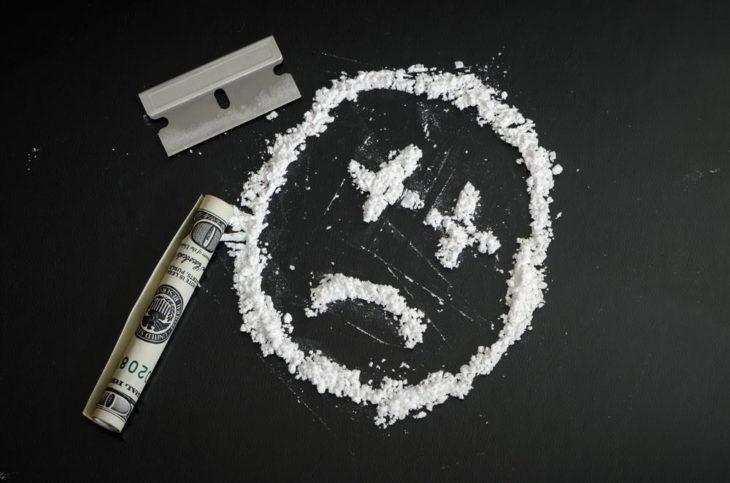 la cocaína es peligrosa