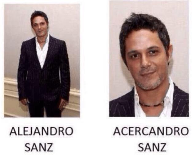 Memes fáciles alejandro sanz