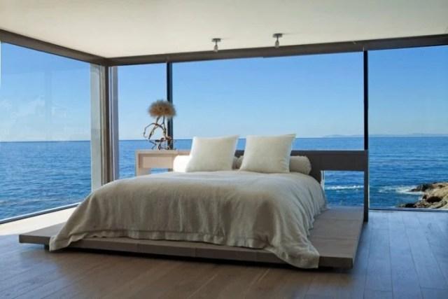 un cuarto al mar