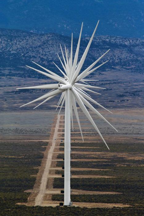 turbinas alineadas