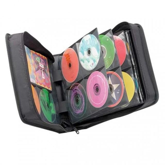 cds discos estuche