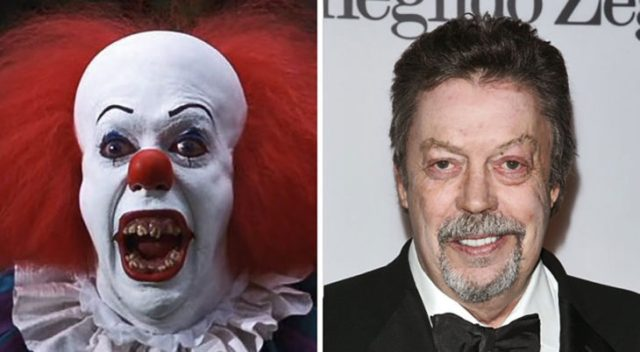 pennywise y tim curry
