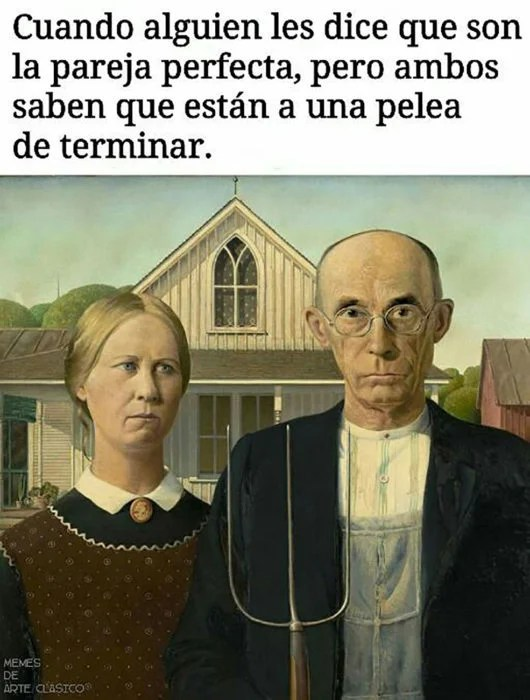 meme la pareja perfecta
