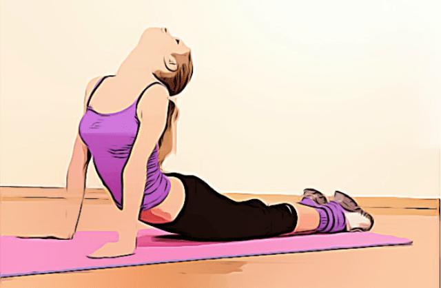 extensión de espalda