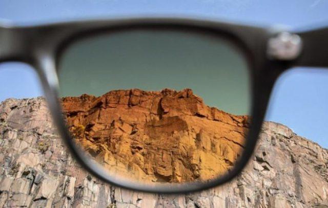lentes de baja calidad