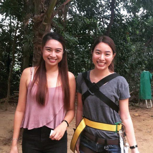 Dobles - chicas asiaticas
