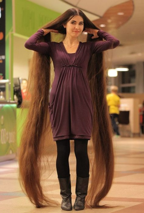 cuando tu pelo es más largometraje que tu