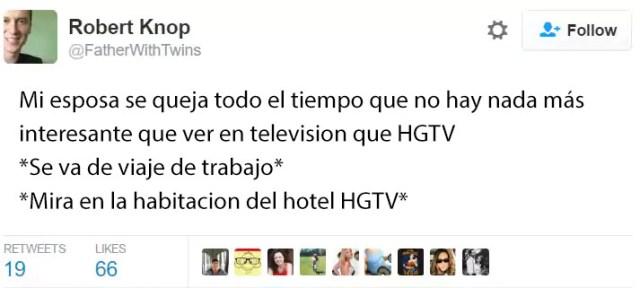 nada en tv