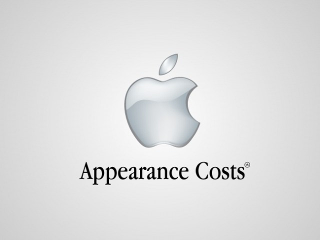 Logos sinceros - appearance costs