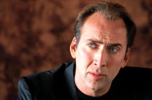 Nicolas Cage mal actor