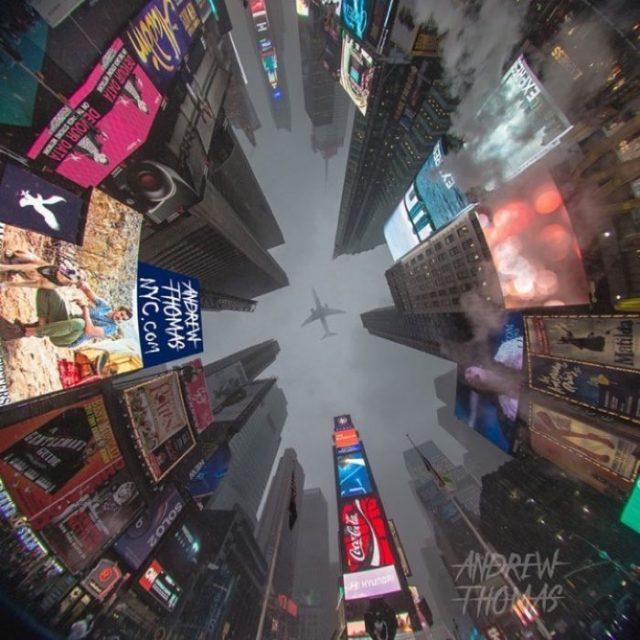 Time Square cual nunca antes
