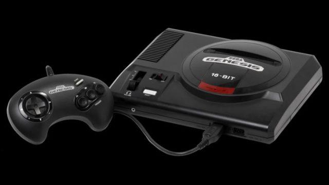sega genesis un vídeo juego clásico