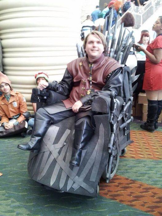 Fan de game of thrones