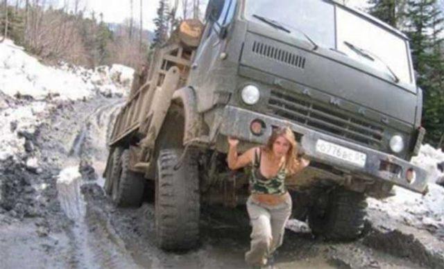 Mientras tanto en rusia rusos locos