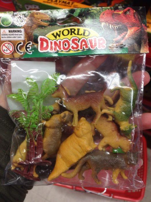 ¿Gatosaurios?