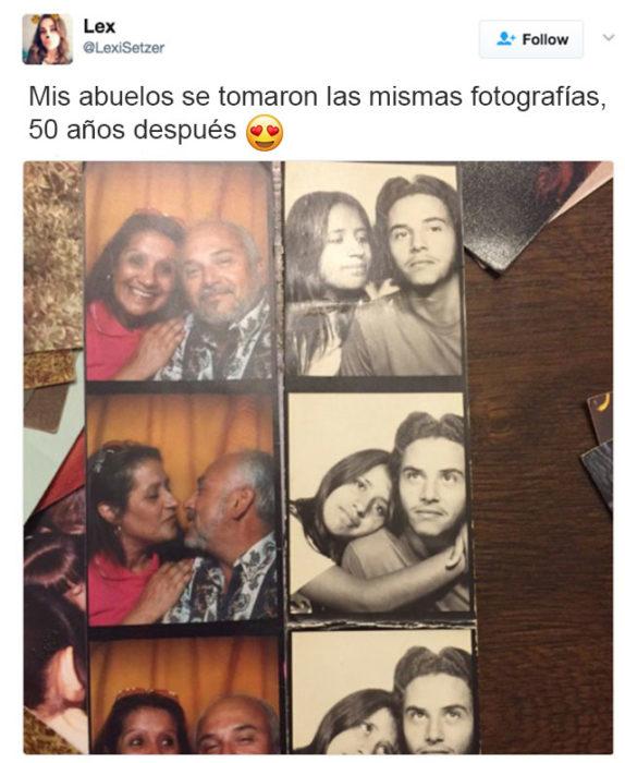 fotografías pareja ancianos