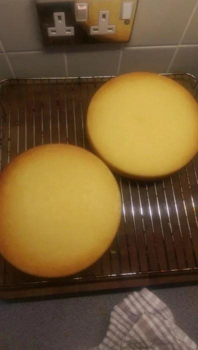 bizcocho perfecto pastel pan constituye perfecta