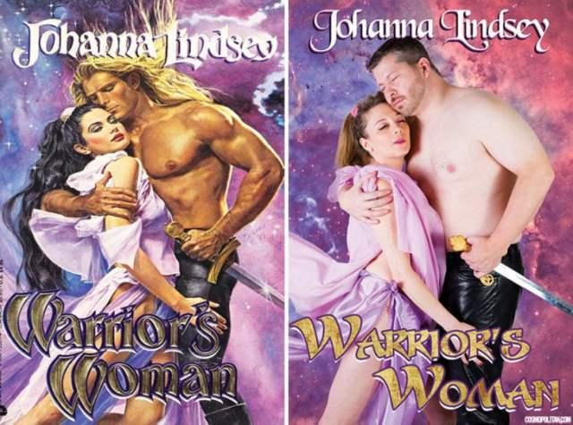 La mujer del guerrero