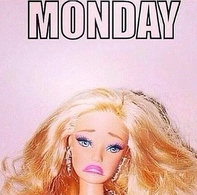 lunes barbie