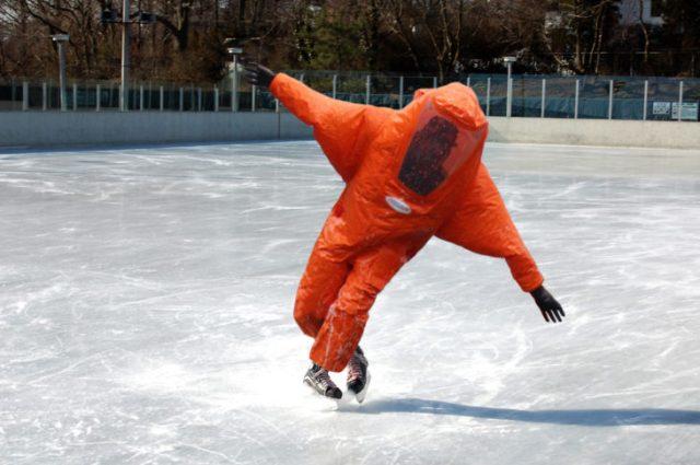 Tácticas de patinaje
