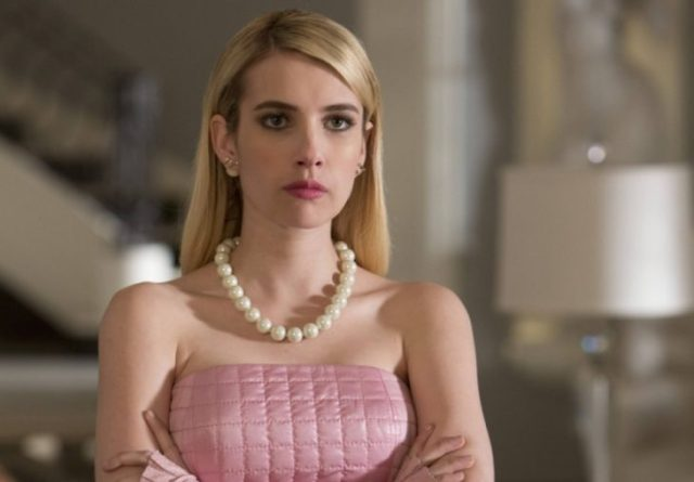 scream queens emma roberts