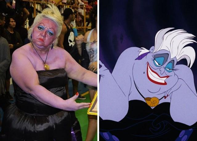 Ursula la sirenita