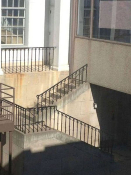 escaleras fail