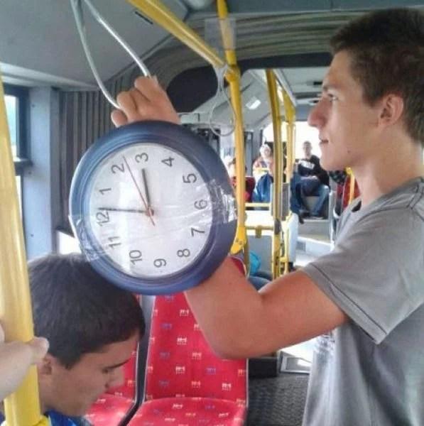 Para nunca llegar tarde