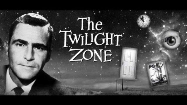 serie de ciencia ficción the twilight zone