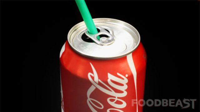coca cola popote forma fácil