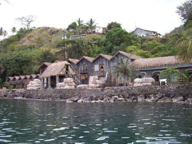 set de port royale de los piratas del caribe
