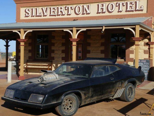 silverton hotel utilizado para la pelicula mad max